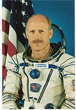 Ken Bowersox photo SPACEX
