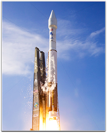 PAN satellite launch (LMC ULA)