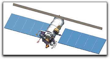 Meteor-M weather satellite Russia