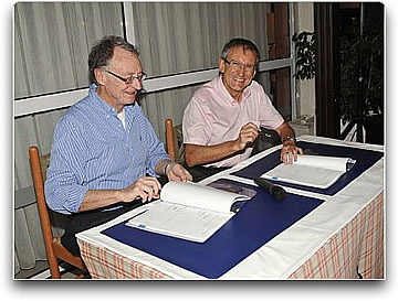ESA + CNES launcher signing