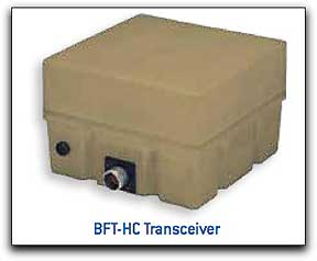 Comtech BFT-HC transceiver