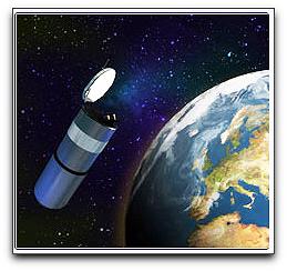 ASTRA 3A satellite (SES ASTRA)
