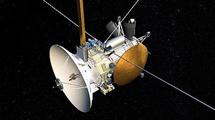 cassini satellite with neptune - photo #30