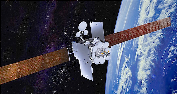 SpaceX Ready To Take Inmarsat-5 Into Space Enhancing Global Xpress' Broadband Network