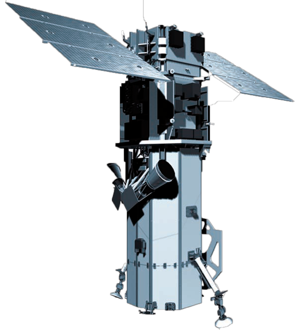 SatMagazine - Worldview 2 satellite