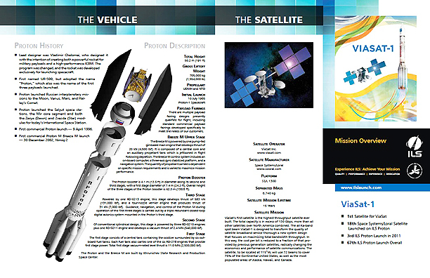 Viasat-1 Satellite Viasat-1 Mission Brochure Pdf