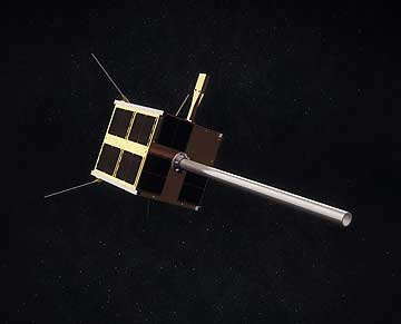 Image of Norwegian Satellite AIS Sat-1